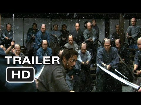 HaraKiri Trailer 2012 Takashi Miike Movie HD