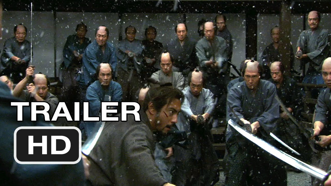 harakiri trailer 2012 takashi miike movie hd youtube