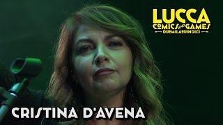 [Lucca Comics & Games Shortlights] Cristina D