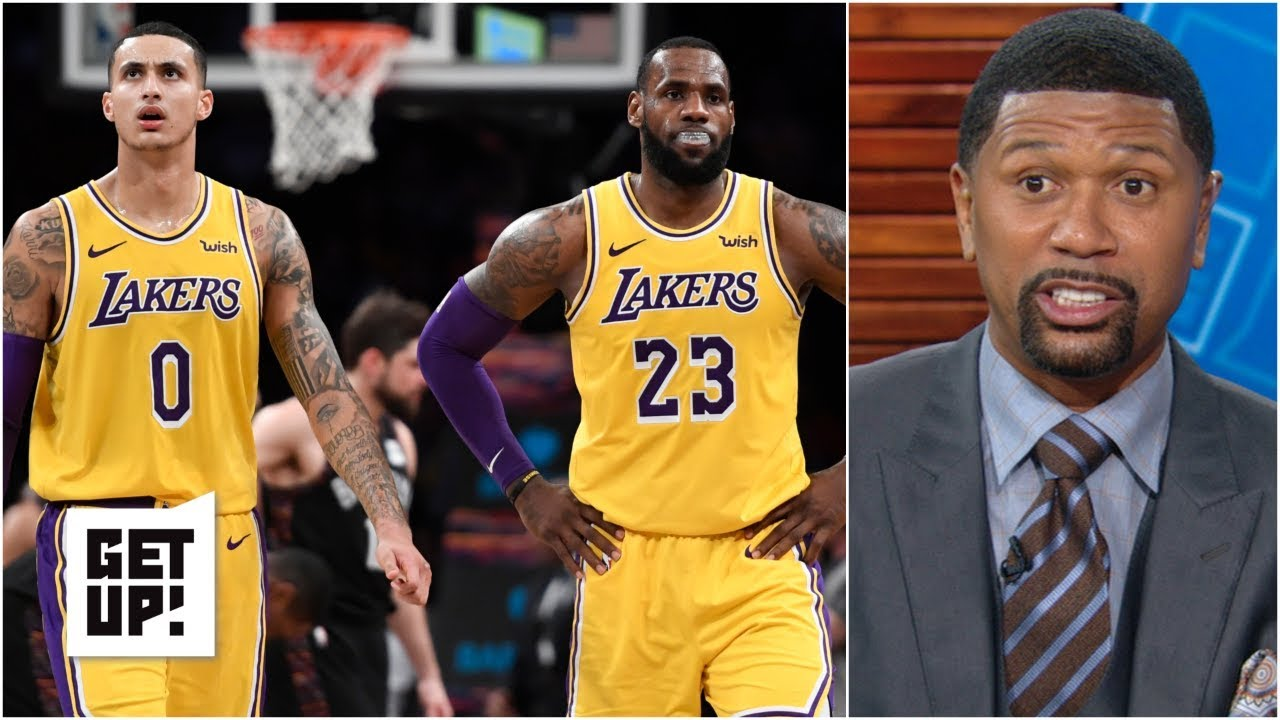 Anthony Davis trade talks tore up Lakers' locker room – Jalen Rose | Get Up!