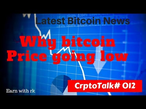 Why Bitcoin Price Going Low? Bitfinex Terminate Services from 9Nov.17 ,segwitx2 fork fight ताज़ा खबर
