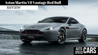 2017 Aston Martin V8 Vantage Red Bull Racing Edition Review