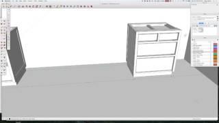 CabWriter - Drawing Drawer Boxes