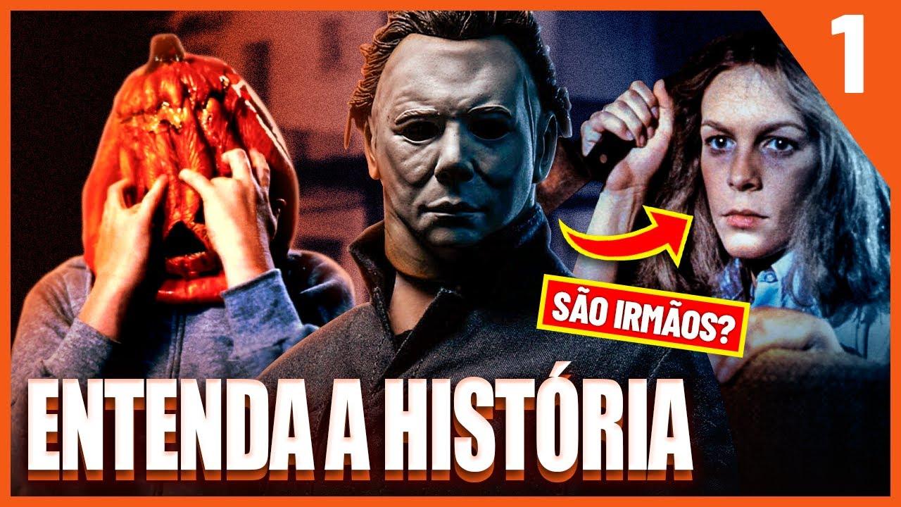 Download Saga HALLOWEEN | História, Curiosidades e Crítica dos Filmes | PT.1