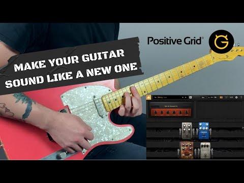 Positive Grid BIAS FX2 Elite plugin demo by Ultimate Guitar