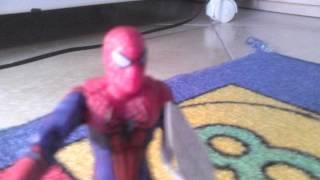 DUELLO YU GI OH!-Spider-Man Vs Venom
