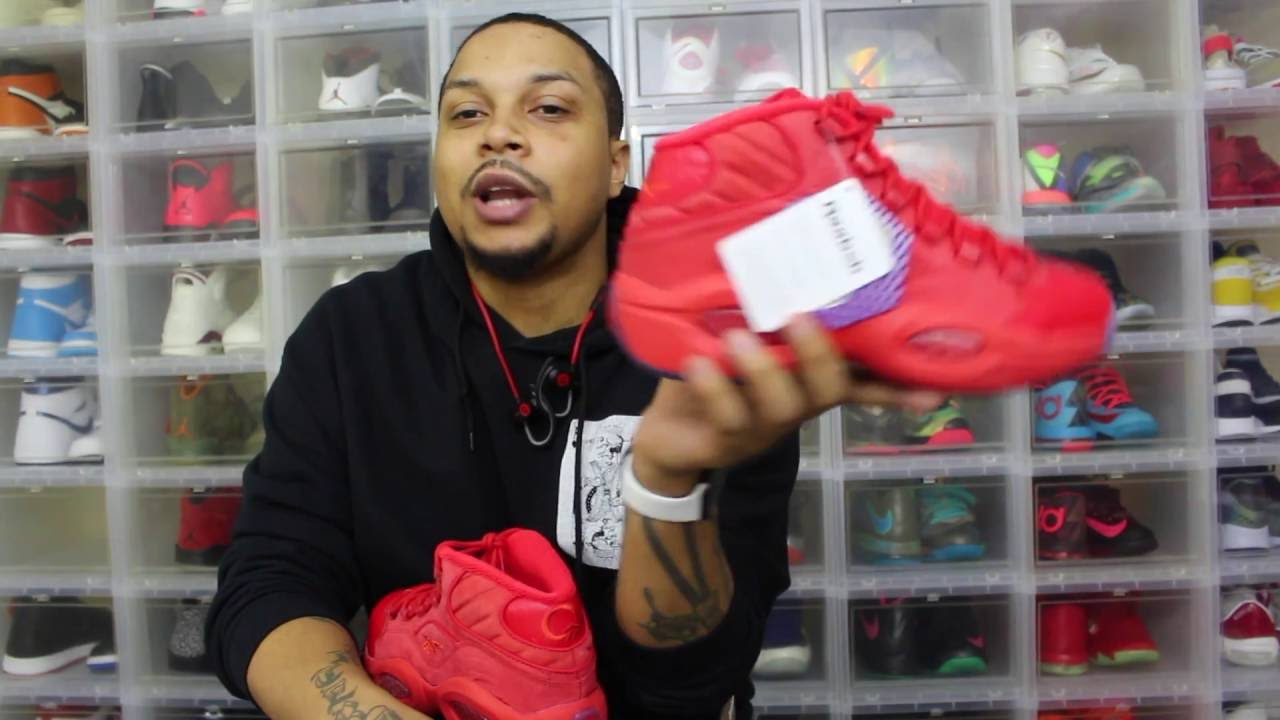 ce5968bfa01f5c Unboxing  Teyana Taylor x Reebok Question Mid