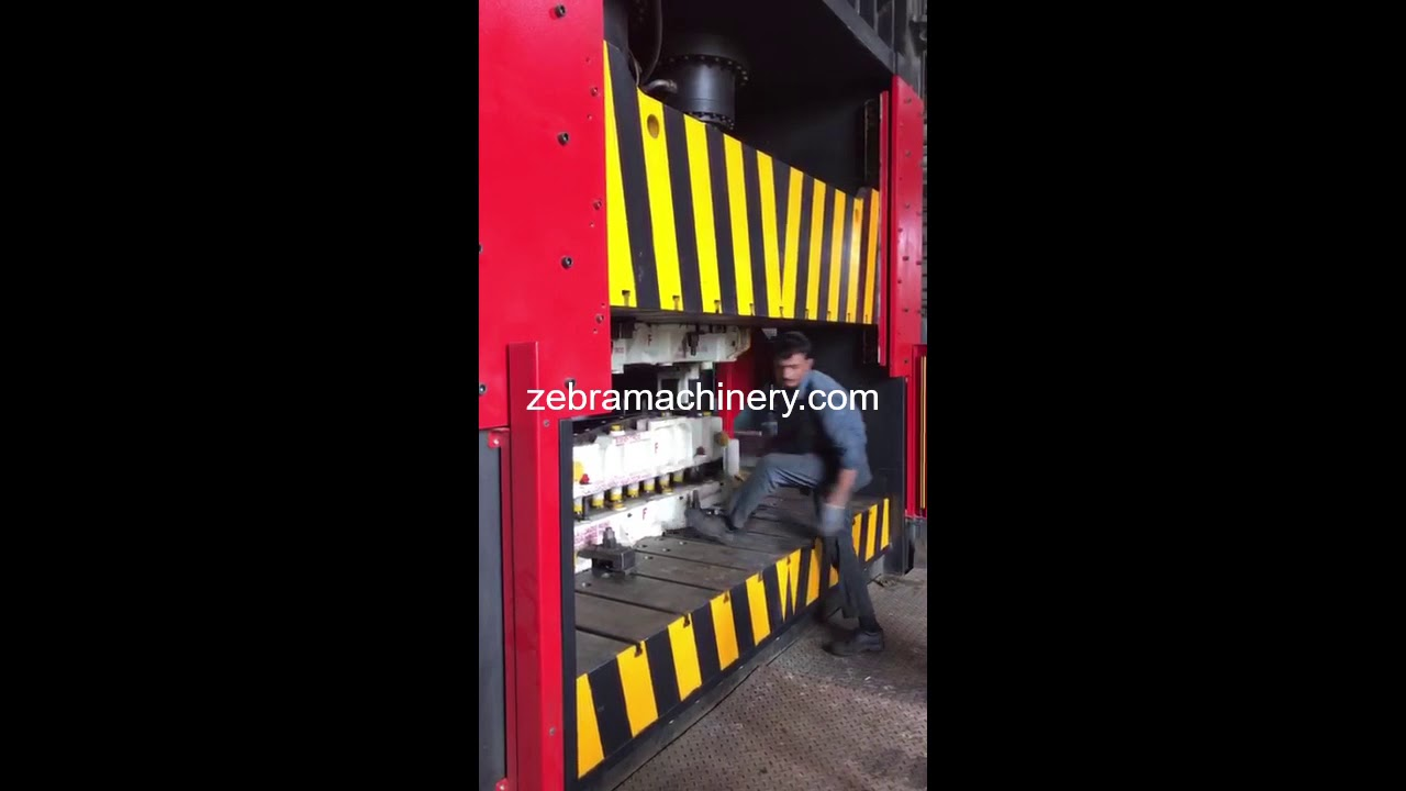 New hydraulic presses for sale 1000ton Hydraulic press supplied uk agents