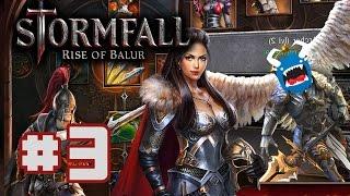 Stormfall: Rise of Balur - #3 - Collaborative Raiding (Let's Play)