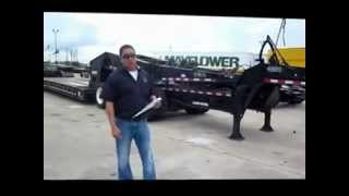 Loadking Heavy Haul Lowboy|Porter Truck Sales Houston TX
