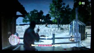 Red Dead Redemption Online Ps3 part 3 (3/3) HD