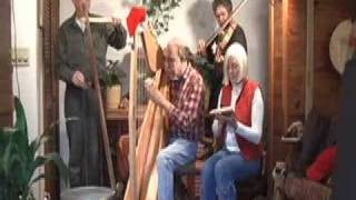 Daily Harp Moments-Pajaro Campana-Bell Bird