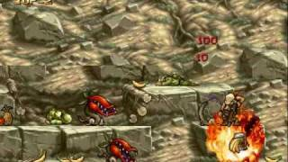 Metal Slug 3 - Outside Pyramid