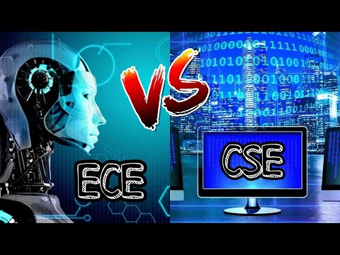 Computer Science Engineering VS Electronics And Communication Engineering | Which Is Better And Why?