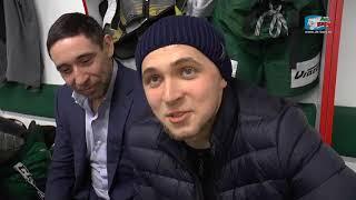 Комментарии из раздевалки после победы над ЦСКА