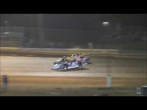 Tyler County Speedway Late Model Feature 4-15-2017