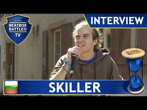 Skiller from Bulgaria - Interview - Beatbox Battle TV