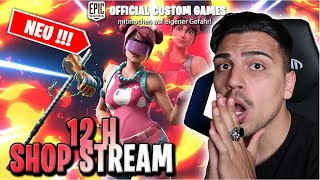 OVM SAGT FORTNITE with & SKIN 🏆🎁| CUSTOM GAMES ⚡️| FORTNITE LIVE ENGLISH 🔴