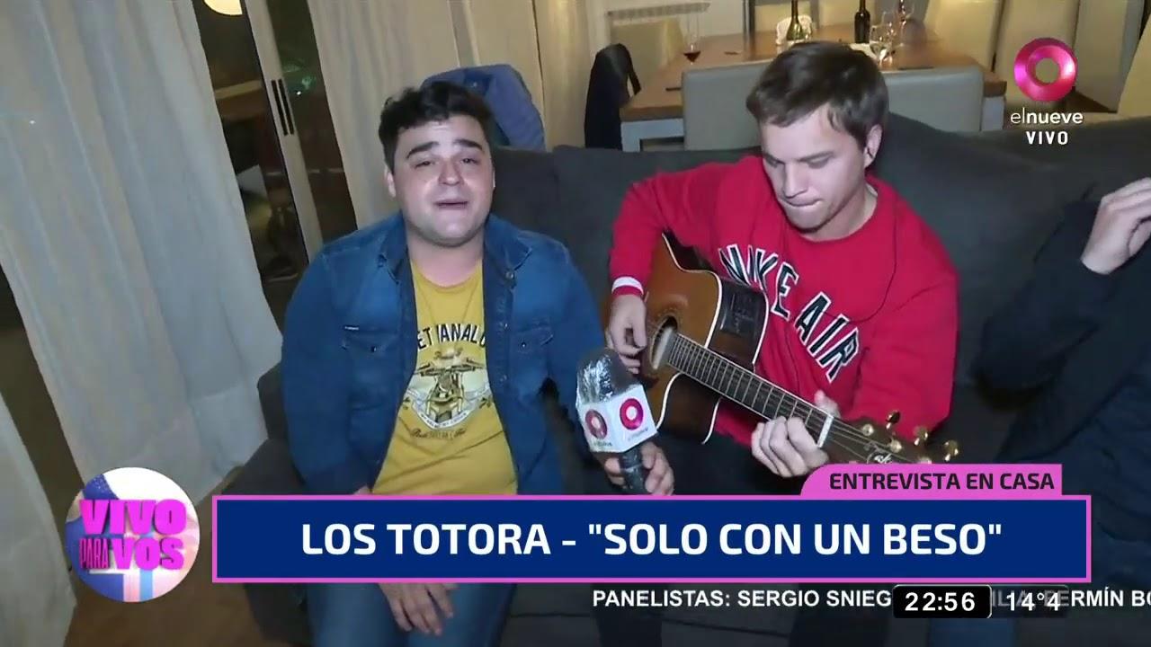 Compartimos con Los Totora e interpretaron algunas de sus canciones