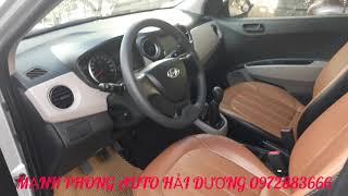 🔴 Hyundai I10 sx 2017 tư nhân ko taxi ,ko lỗi ,chạy hơn 3 vạn đi cực xướng .☎️☎️ E Phong 0972883666