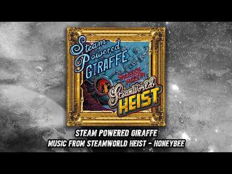 Steam Powered Giraffe - Honeybee (Audio) [SteamWorld Heist Version]