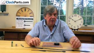 Make Or Repair A Large Wall Clock Using These High Torque Movements - Motors