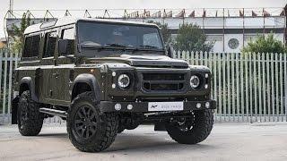 2015 Land Rover Defender Khan & CTC Design