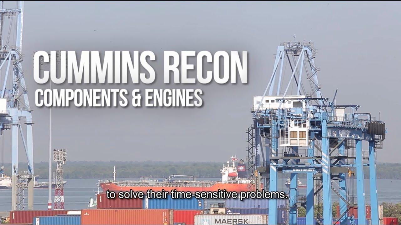 Genuine Cummins ReCon Engines and Parts   Cummins Inc
