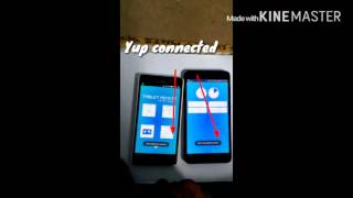 How to control another samrtphone with our smart phone