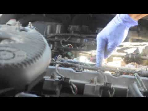 p0204 ford fault code