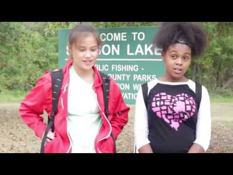 Nipher Middle School 6 GO Program on the Meramec Greenway