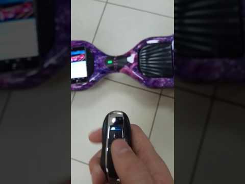 Гироскутер Smart Balance 10 Pro Млечный путь ( фиолетовый)