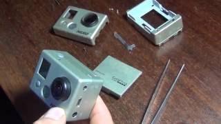 видео Ремонт камер Go Pro
