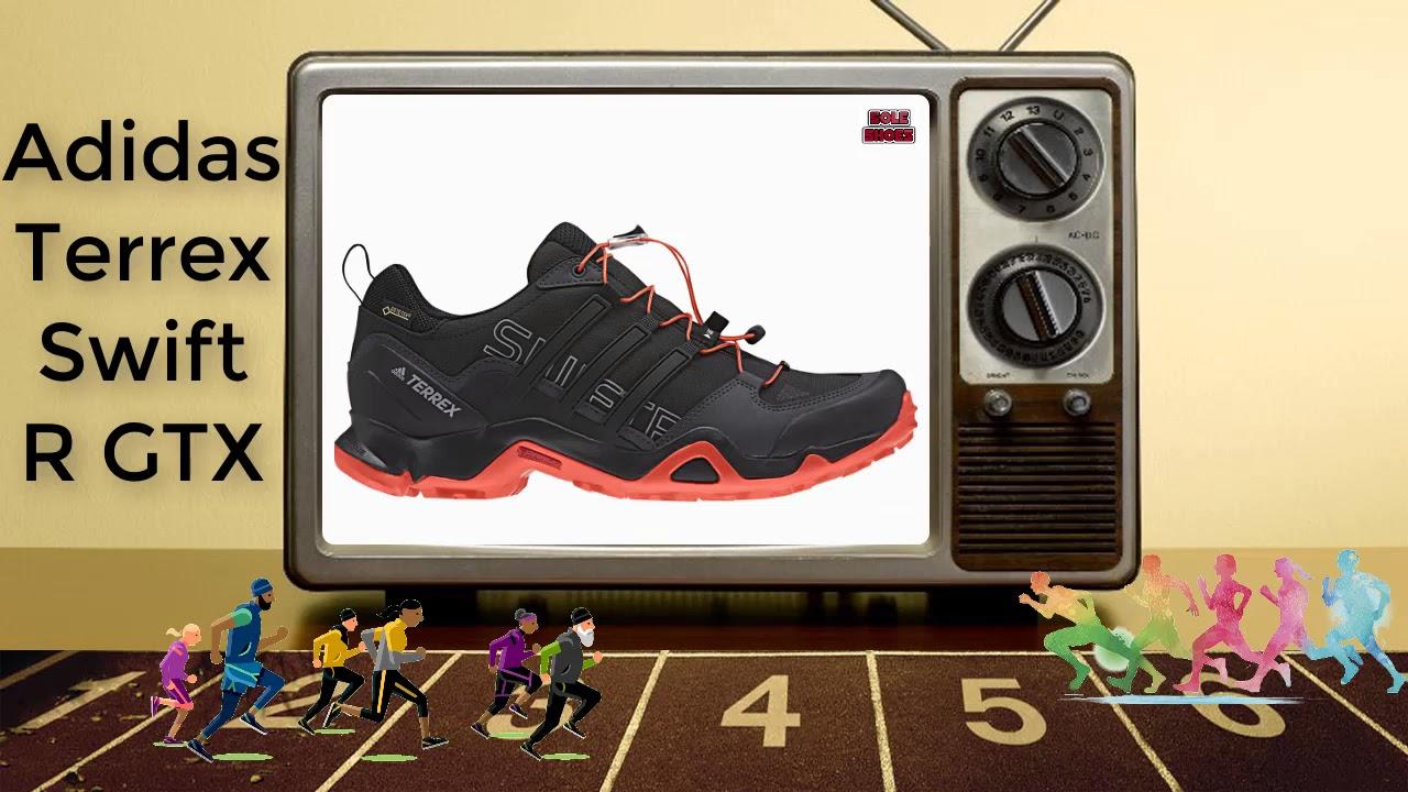 Adidas Terrex Swift R Gtx Migliori Scarpe Da Corsa Su Youtube
