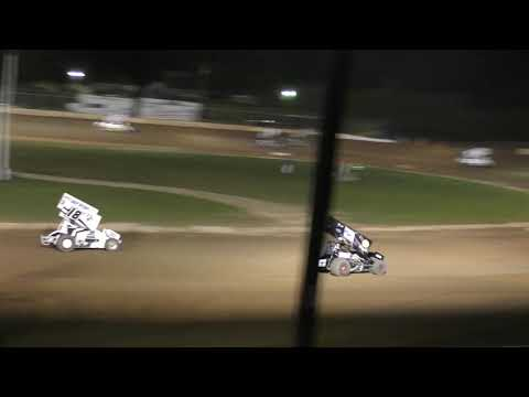 Plymouth Dirt Track Sprint Car Feature 6-15-2019