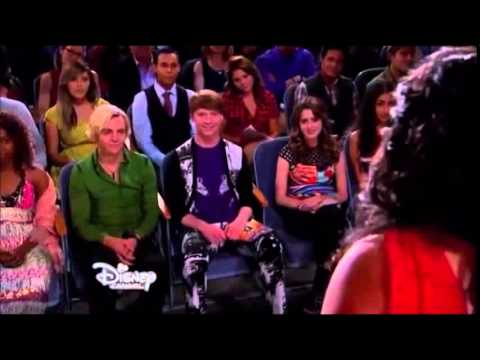 Austin and Ally Clip from Musicals & Moving On