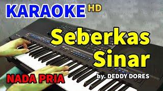 Download SEBERKAS SINAR - Deddy Dores   KARAOKE HD NADA PRIA