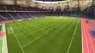 FIFA 13 | 1ª Final Copa FECF | Heads Up - Nexus | LIVE | By DjMaRiiO