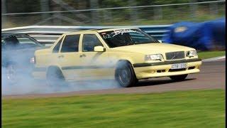 Volvo 850 T-5R - 550 hp - Test run