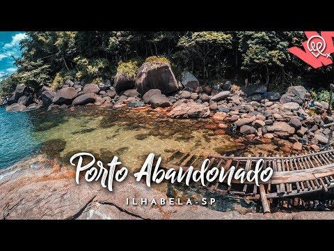 Porto SECRETO de São Pedro - ILHABELA