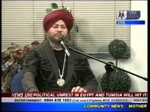 Paar Linghade - Balwinder Safri Live on DM Digital