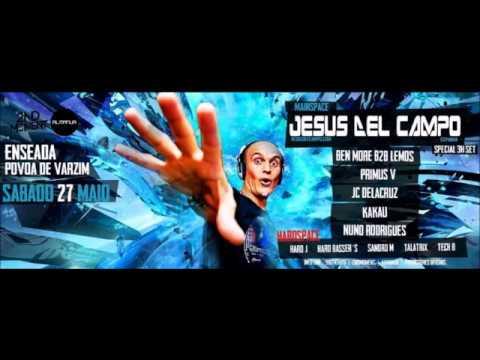 JC Delacruz Live @ Jesus Del Campo & Guests. Enseada Club 27 - 05 - 2017 (STRONG RHYTHM PODCAST 11)