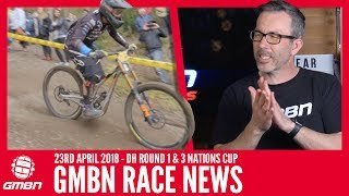 GMBN Mountain Bike Race News Show   World Cup Downhill, XC Italia & Argentina DH