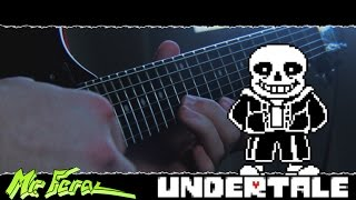 Undertale - Megalovania || Mr. Feral (Metal Cover)