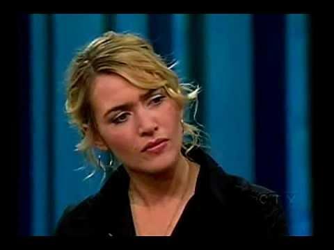 Kate Winslet on Oprah January 2009 - part 2