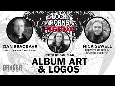 Metal Album Art & Logos | Lock Horns Redux – Episode 6 episode thumbnail