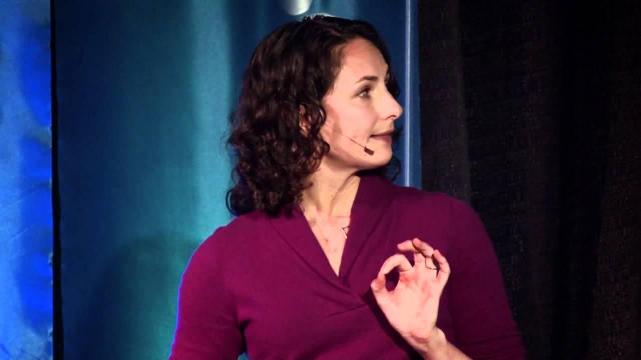 The sea we've hardly seen: Melissa Garren at TEDxMonterey