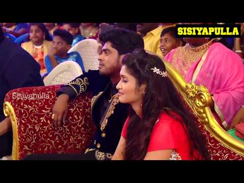 Sandy Master wedding  Mani  Felina Dance  SDS Kodambakkam  Mr Madras  Sisiyapulla