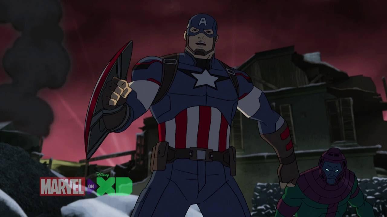 Download Marvel Avengers Ultron Revolution Returns! - BuyBigBang.com