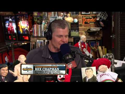 Rex Chapman on the Dan Patrick Show (Full Interview) 4/8/14